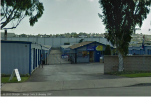 Anaheim self storage from Mini U Storage - La Habra