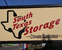 Victoria self storage from South Texas Storage