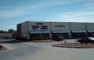Denison self storage from Community Storage USA