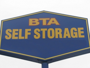Kaufman self storage from BTA Self Storage