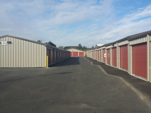 Silverton self storage from Sublimity Mini & RV Storage