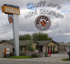 photo of Cluff Avenue Mini-Storage
