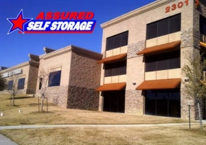 Euless self storage from Assured Self Storage - Story Rd.