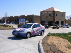 Alvarado self storage from Assured Self Storage - Mansfield