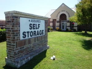 Plano self storage from Assured Self Storage - Coppell