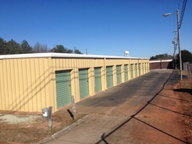 Carrollton self storage from Villa Rica Storage