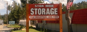 Gardnerville self storage from Stor Mor Warehouse