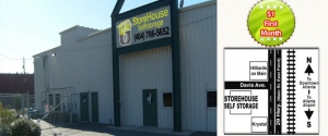 Atlanta self storage from Store House Self Storage