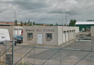 Fort Collins self storage from Colonial Storage