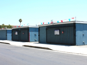Los Angeles self storage from U-Store Hollywood