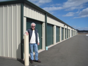 Enfield self storage from Comfort Stor