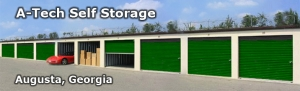 Augusta self storage from A Tech Storage