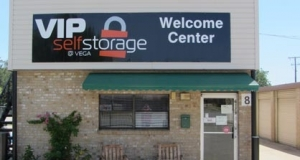Fort Worth self storage from VIP Self Storage - Vega Dr.