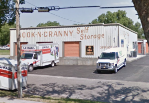 Grandview Plaza self storage from All American Self Storage