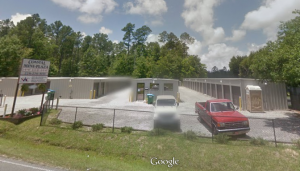 Ocean Springs self storage from Coastal Mini Plaza