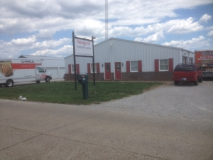Evansville self storage from Storage 4U - Cullen