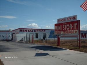 St Petersburg self storage from Gandy Mini Stor-It , South Tampa