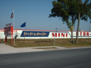 St Petersburg self storage from Gandy Mini Stor-It - South Tampa