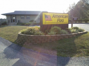 Fayetteville self storage from American Flag Self Storage - Santa Fe Drive