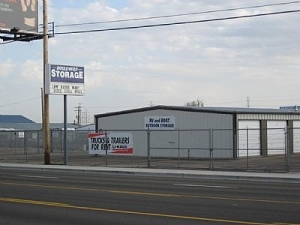 Caldwell self storage from Boulevard Storage