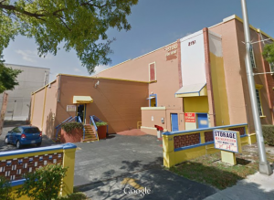 Coral Gables self storage from Professional Storage Center