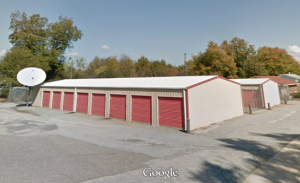 Cowpens self storage from Gaffney Mini Storage