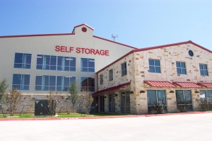 Taylor self storage from Arrington's Self Storage - Pflugerville