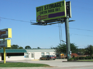 Splendora self storage from Arrington's Self Storage - Kingwood