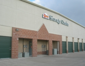 Alvin self storage from Arrington Self Storage - Clear Lake