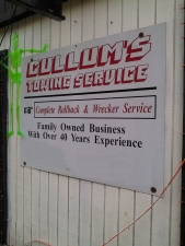 photo of Cullums Outdoor Storage
