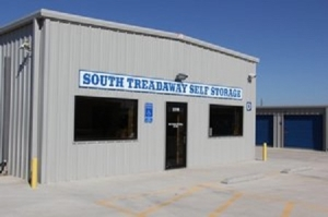 Abilene self storage from South Treadaway Self Storage