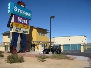 Boulder City self storage from Storage West - Boulder Highway