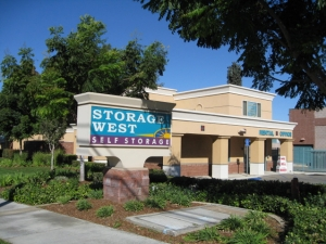 Redlands self storage from Storage West - Redlands
