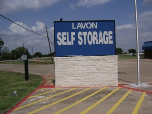 Rowlett self storage from Lavon Self Storage