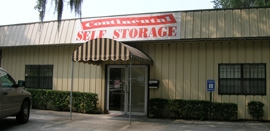 Garden City self storage from Continental Self Storage - West 49th St.