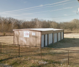 Van Alstyne self storage from A & B Services and Storage