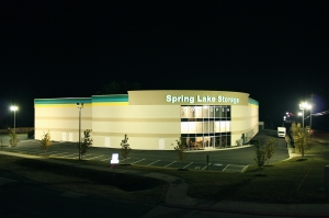 Fayetteville self storage from Spring Lake Storage