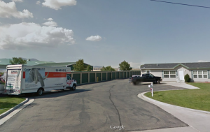 Sandy self storage from Herriman Self Storage and Moving