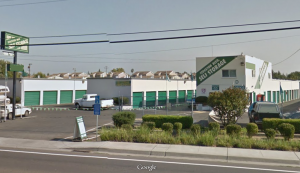 Sacramento self storage from Stockton Blvd. Self Storage