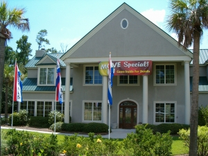 Hilton Head Island self storage from Plantation Storage - Bluffton