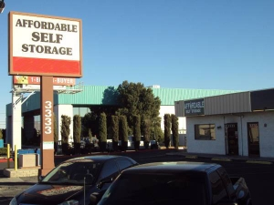 Las Vegas self storage from Affordable Self Storage