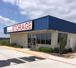 Liberty Hill self storage from Big and Safe Self Storage