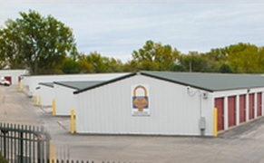 Elgin self storage from Huntley Self Storage