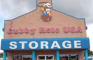 Texarkana self storage from Cubby Hole USA 1
