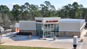 The Woodlands self storage from Big Tex Storage - Woodlands