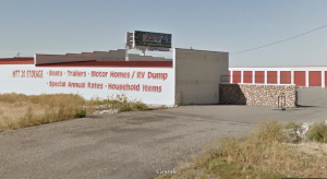 Idaho Falls self storage from Hitt Storage