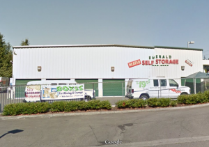 Kirkland self storage from Emerald Self Storage