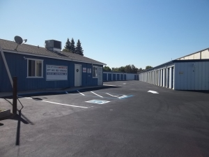 Sacramento self storage from 49th Ave. Self Storage
