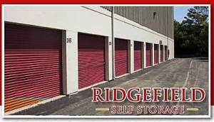 Trumbull self storage from Ridgefield Self Storage