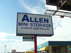 Groves self storage from Allen Mini Storage